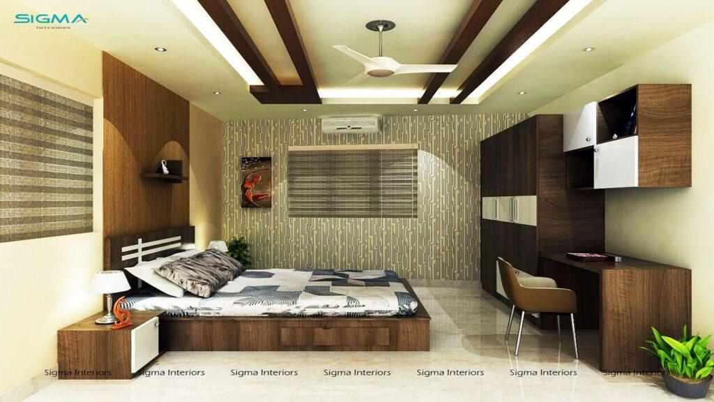 Simple and elegant ceiling designs